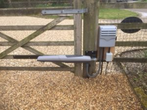 gate automation in Newbury