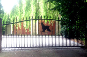 automated gates in Hungerford