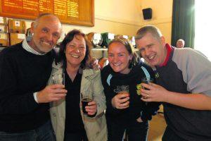 Compass Sponsors Malmesbury Beer Festival